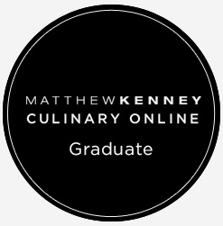 Matthew Kenney - culinary online graduate